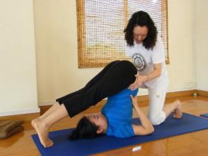 yoga privélessen in Genk, Limburg